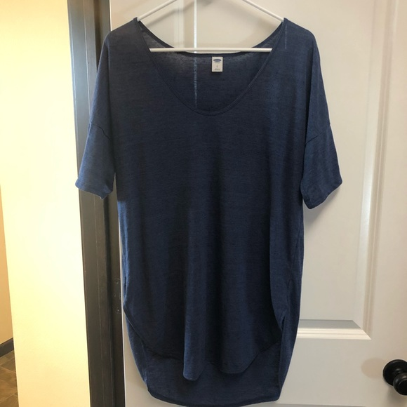 Old Navy Tops - Old Navy Loose Fit Hi-Low Tunic